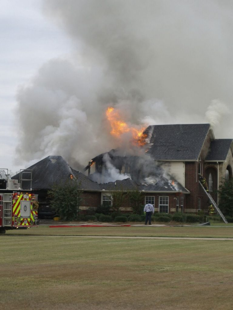 Fire Damage Emergeny