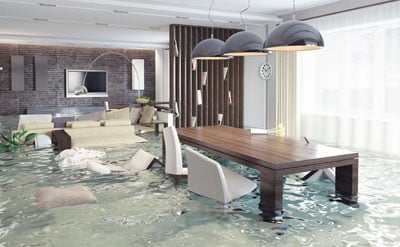 water damage repair Los Angeles California