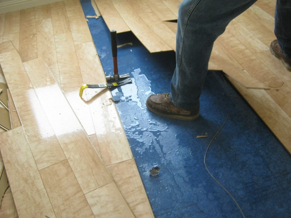 6 Things to Do When Handling a Water Damage Emergency