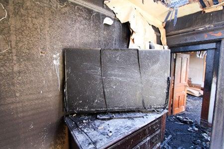 smoke and odor removal Simi Valley, California