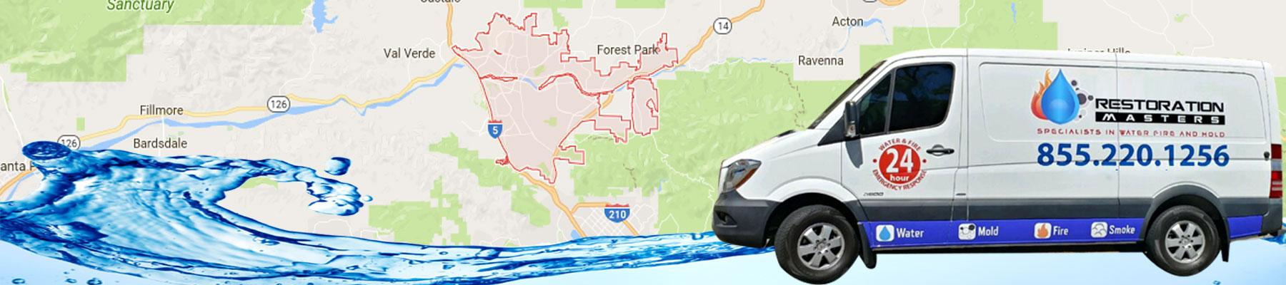 Water Damage Services Santa Clarita, Californa | Restoration