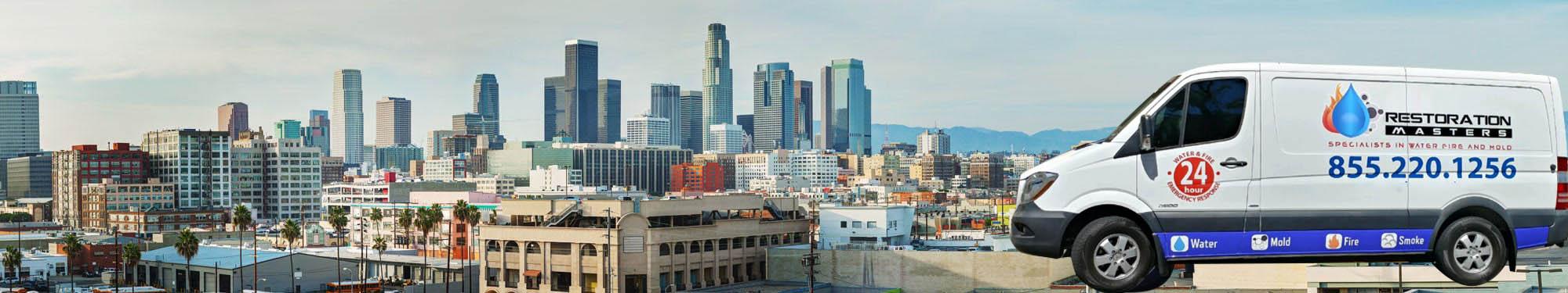 Los Angeles Water Damage Repair