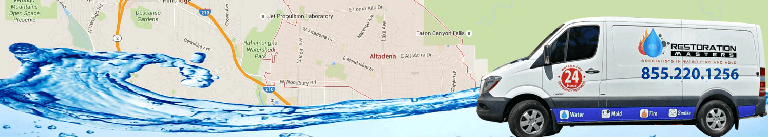 Altadena Flood Removal Service