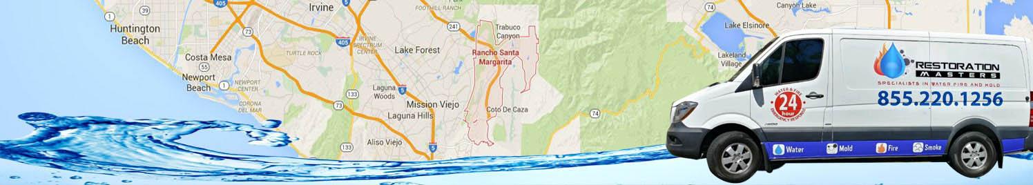 water damage rancho santa margarita