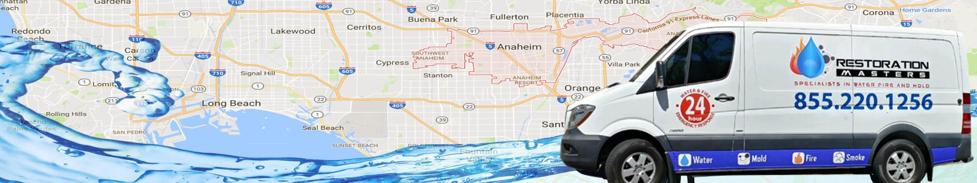 Anaheim Flood Removal